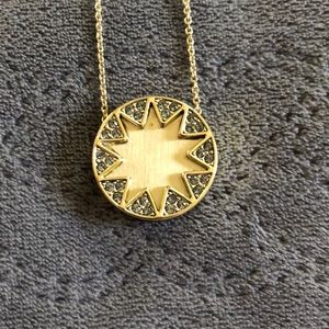 House of Harlow Gold Sunkist Necklace